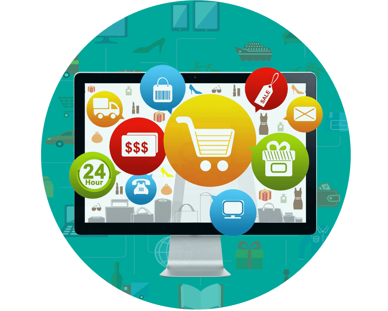 Ecommerce Website Design Services in India