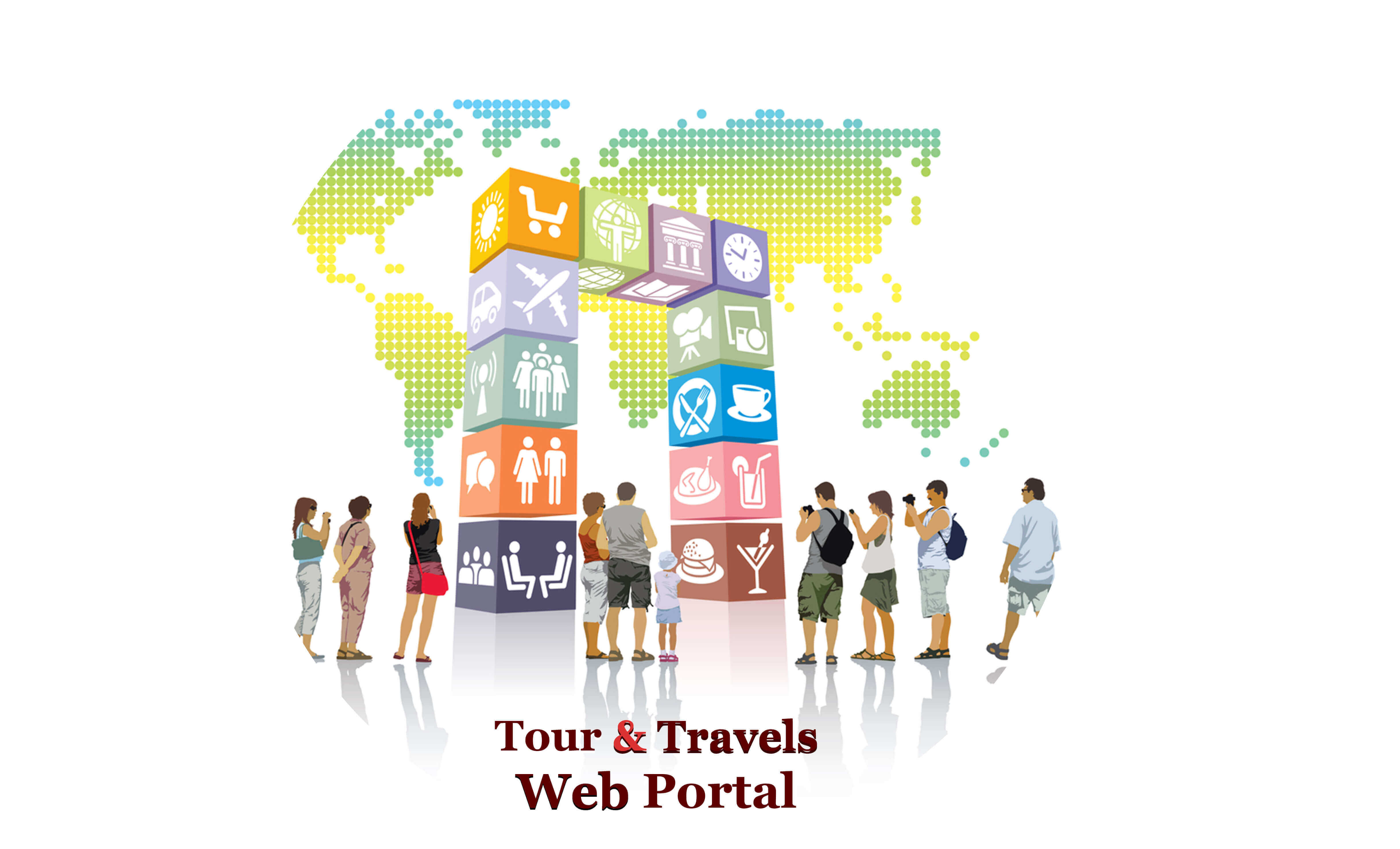 Tour and Travel Website Development Services