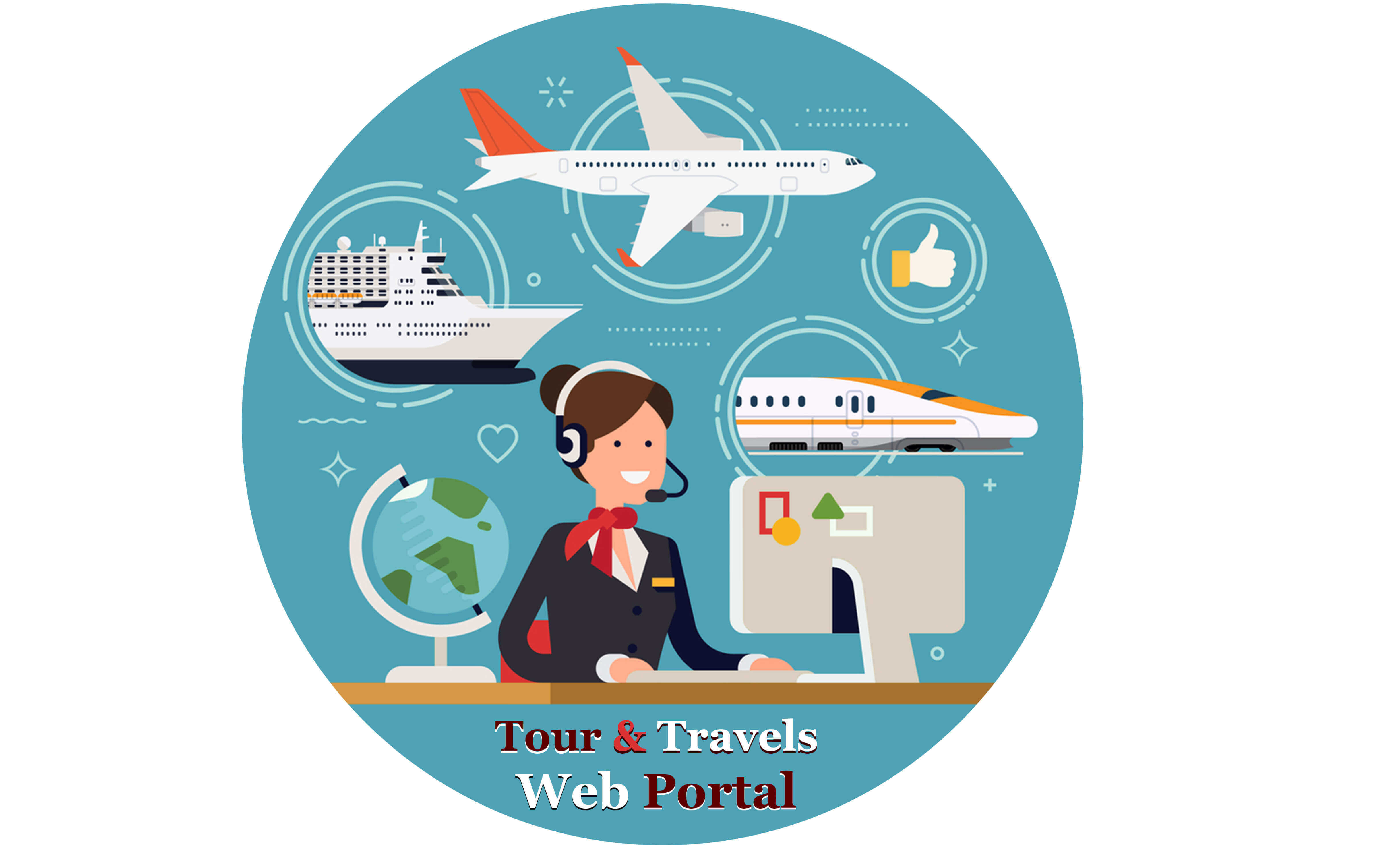 Tour and Travel Website Development Company India